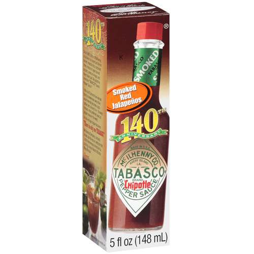 Tabasco Chi ptole Pepper Sauce, 5 Fl oz