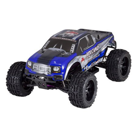 Redcat Racing RER04289 Volcano EPX 1 by 10 Scale Electric Monster Truck, Blue - image 2 de 10