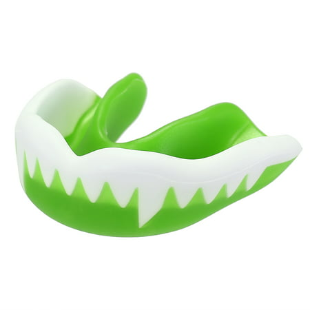 Sports Mouth Guard Food Grade Tooth Protector Boxing Karate Muay Safety Mouth-guard Boil and Bite Mouthguard Boil And Bite Mouth Guard