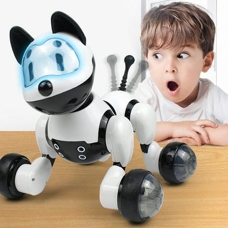 KARMAS PRODUCT Smart Dog Electronic Pet Educational Children's Toy Dancing Robot Electric (Educational Children's Toys)