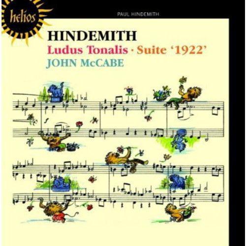 Ludus Tonalis / Suite 1922