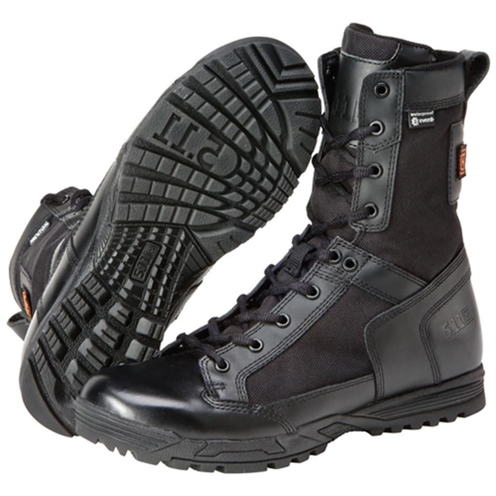Tactical 5.11 Men Skyweight Waterproof Side Zip Boots