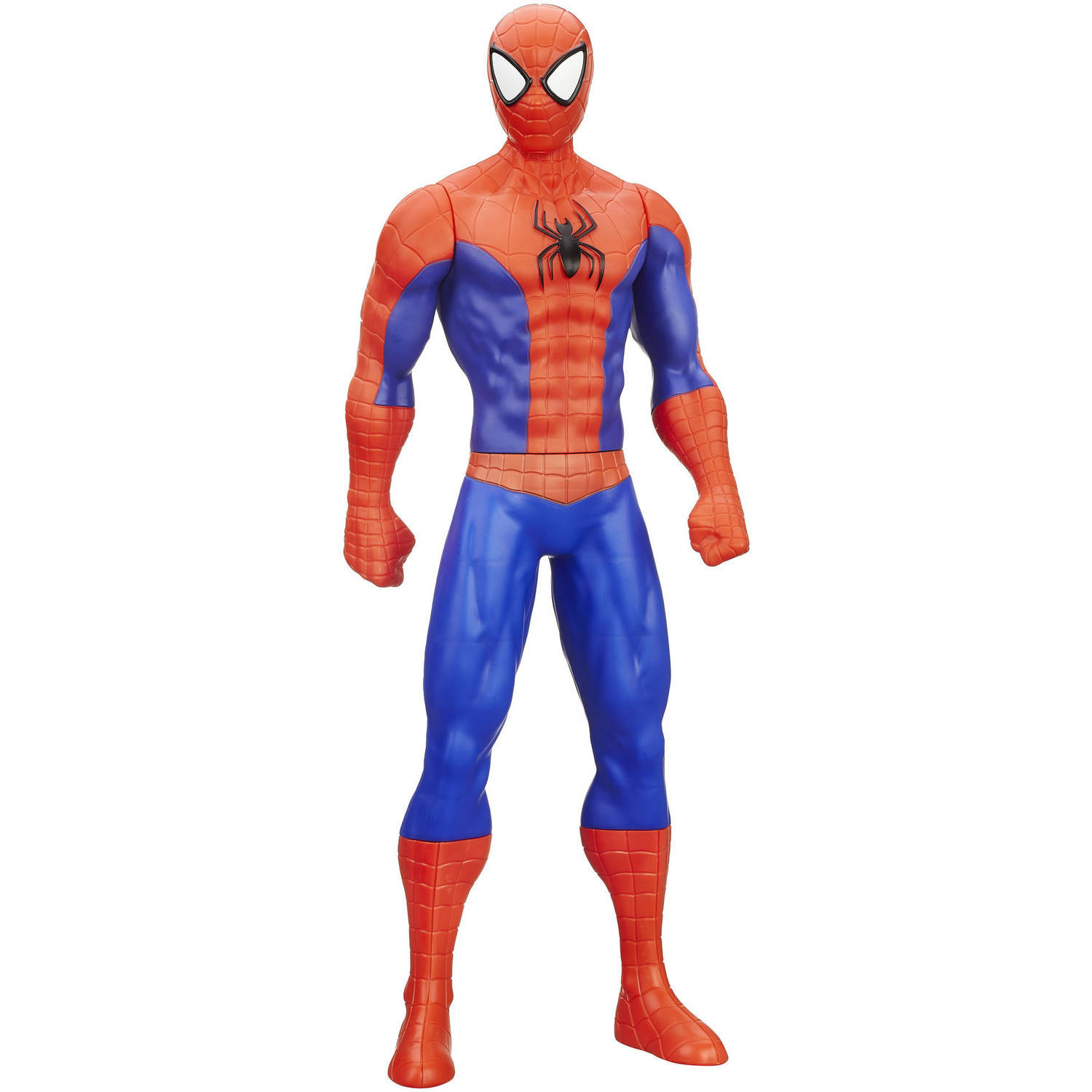 "Marvel Spider-Man Titan Hero Series 20"" Spider-Man Figure"
