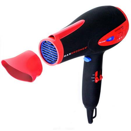 MANGROOMER Ionic Professional Hair Dryer