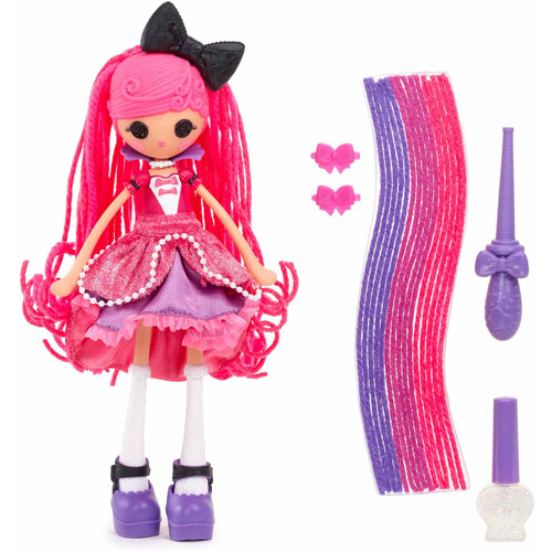 Lalaloopsy Girls Crazy Hair Doll, Confetti Carnivale