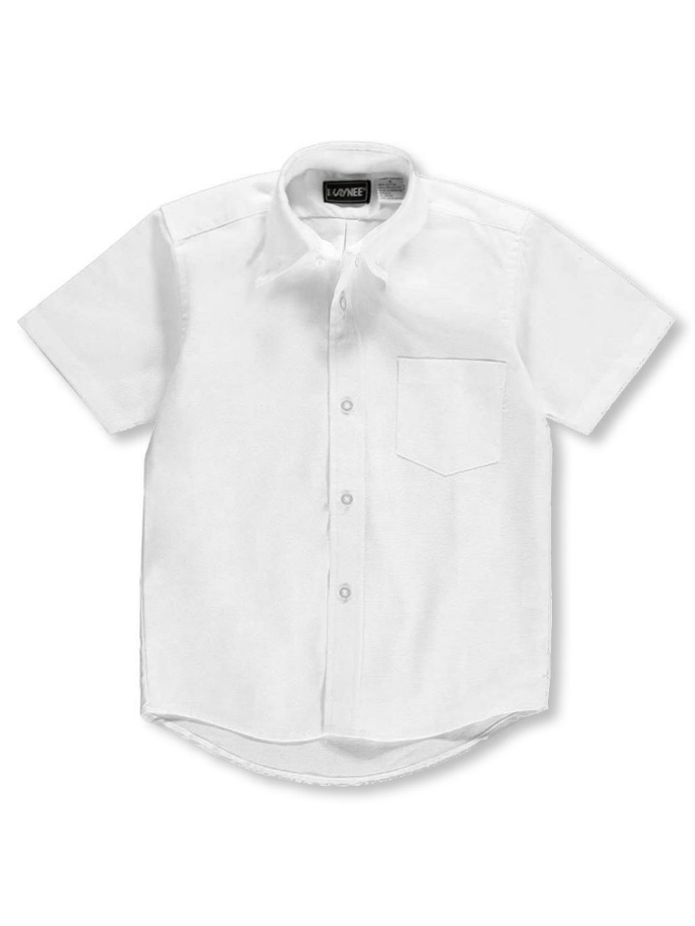 "Sizes 8-20 Rifle//Kaynee Unisex/' /""Nexpander/"" S//S Button-Down Shirt"