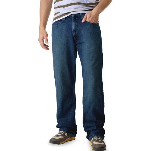 signature by levi strauss amp co mens loose straight fit