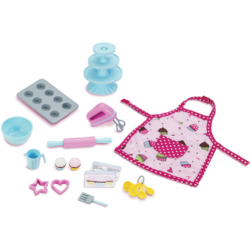 """My Life As Baking Set for 18"""" Doll"""
