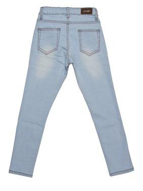JGP1011 - Girls' Stretch 5 Pockets Basic Premium Skinny jeans