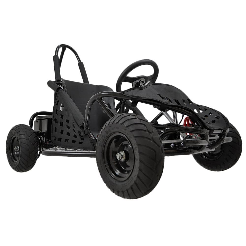 BAJAX Off Road Kids Go Kart BLACK - Walmart.com