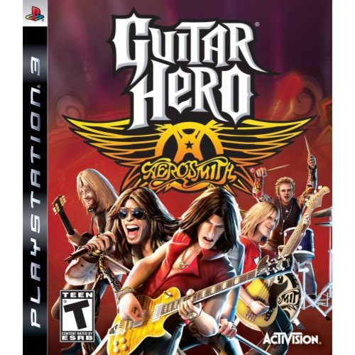 Guitar Hero Aerosmith - Game Only (PS3)