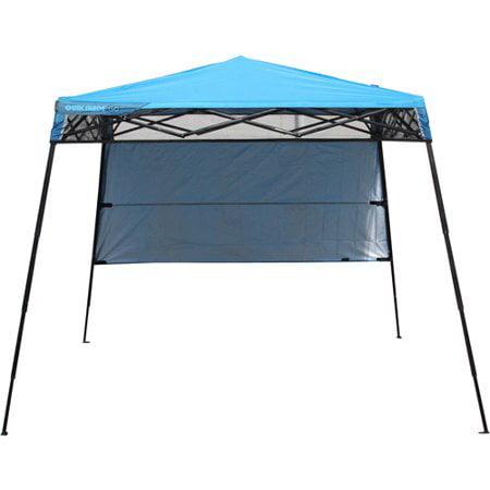 Quik Shade Go Hybrid Slant Leg 7 X7 Instant Canopy 36 Sq Ft Coverage Walmart Com Walmart Com
