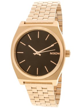 7b13ccf002f Product Image Nixon Men s Time Teller A0452598 Rose-Gold Stainless-Steel  Japanese Quartz Dress Watch