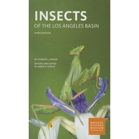 Insects of the Los Angeles Basin