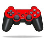 Skin Decal Wrap for Sony PlayStation 3 PS3 Controller Red