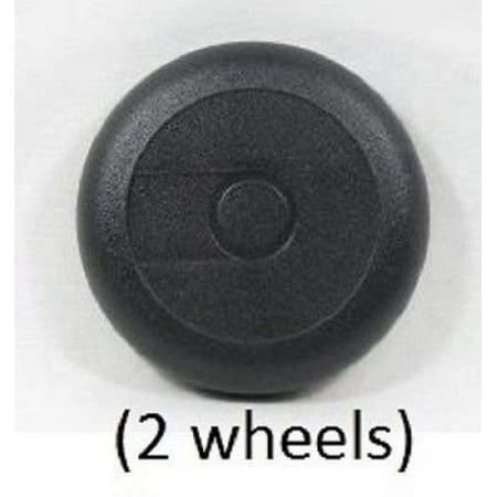 Eureka Mighty Mite Vacuum Rear Wheels (2pk) Part //