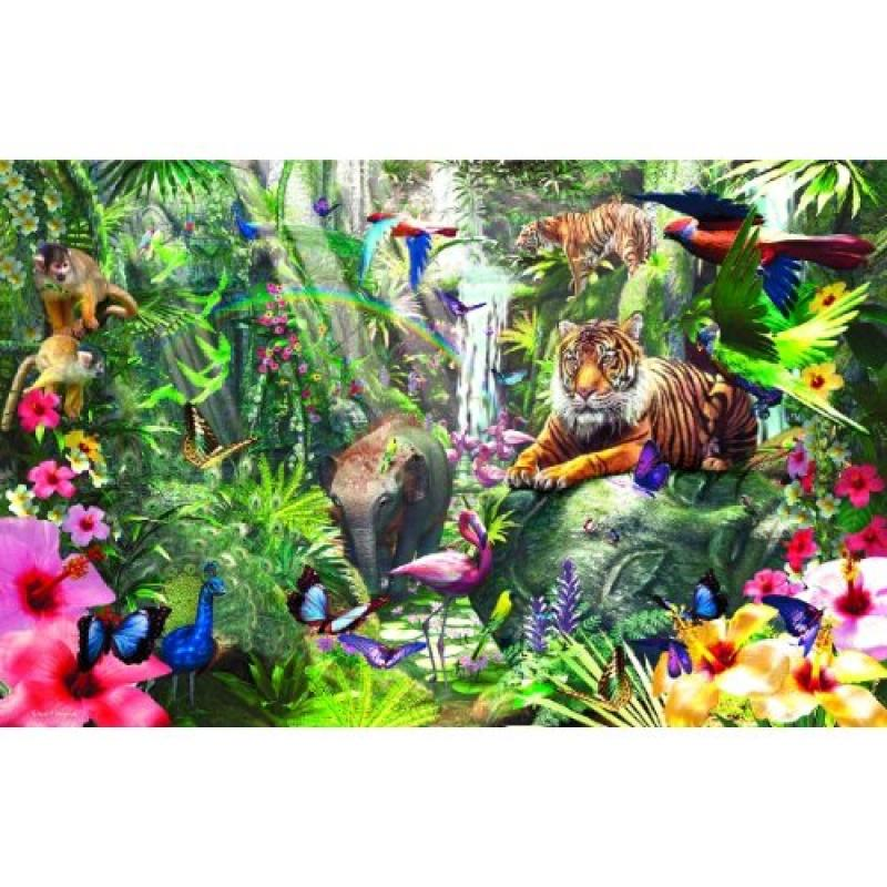 Sunsout Asian Forest 1000 Piece Jigsaw Puzzle