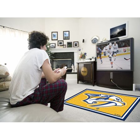 Fanmats NHL Nashville Predators Rug by