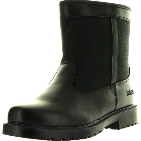 Totes Mens Stadium Winter Waterproof Snow Boots
