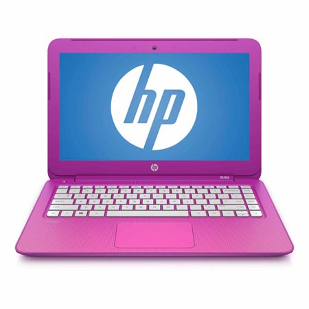 "HP Stream 13.3"" Laptop PC with Intel Celeron N2840 Processor, 2GB Memory, 32GB Hard Drive, Windows 8 (Eligible for Windows 10 upgrade).1 & Office 365 Personal 1 yr Included (DVD/CD DRIVE NOT INCLUDED)"