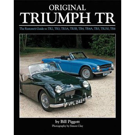 Original Triumph Tr The Restorers Guide To Tr2 Tr3 Tr3a Tr3b