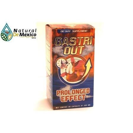 Controla problema de Gastritis, Acidez, Indijestion y mucho mas con GASTRI OUT - Formula Herbolaria de Mexico - Natural de Mexico™ ()