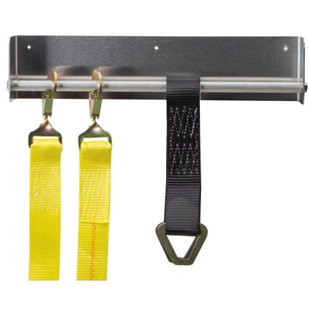- Multiple Ratchet Strap Hanger Rack
