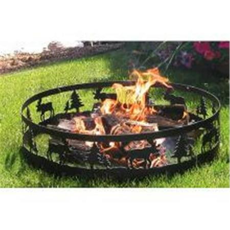 Coropration  Moose Campfire Ring