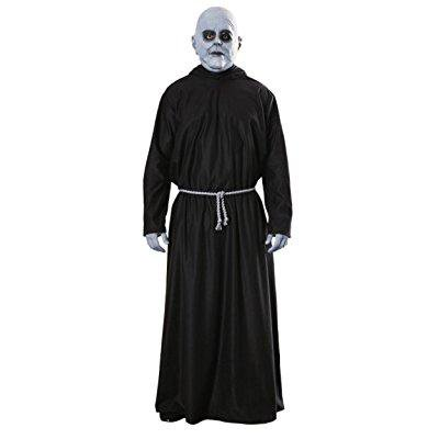 Uncle Fester On Addams Family (alexanders costumes mens the addams family uncle fester mask new fancy costume, one size (up to)