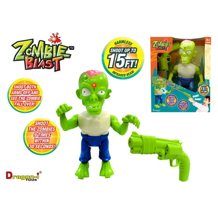 Dragon I Zombie Blast IR Shooting Game (Dragon Games For Kids)
