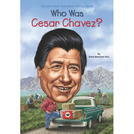 Who Was Cesar Chavez?](Cesar Chavez Halloween)