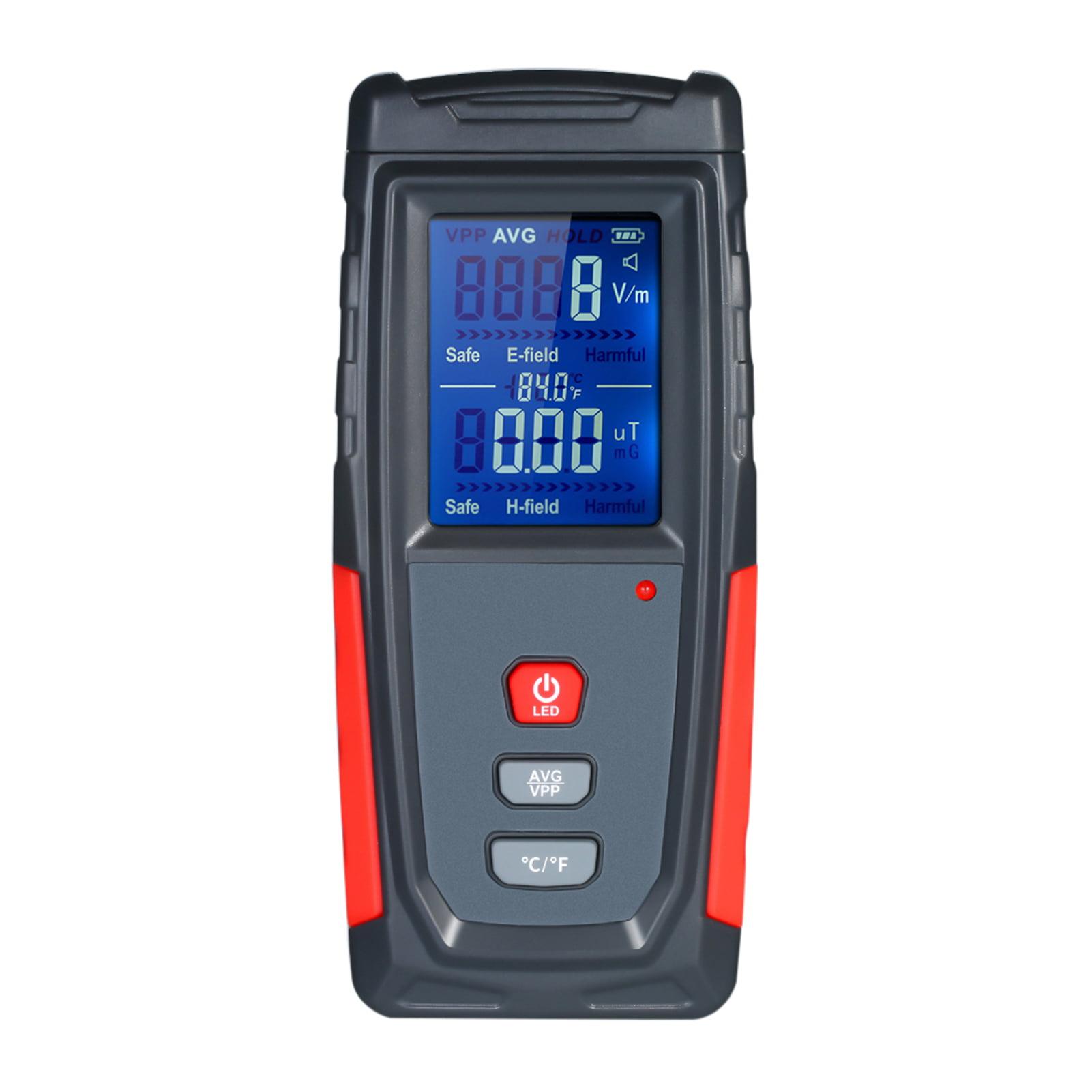 High Accuracy Electromagnetic Radiation Detector EMF Meter Radiation Dosimeter