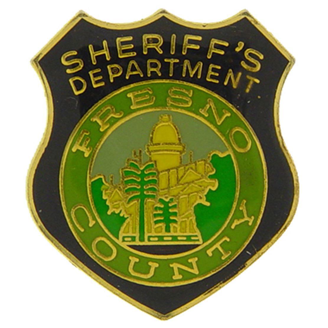 Fresno California Sheriff's Department Pin 1