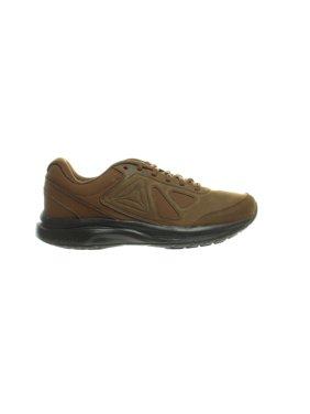 Reebok Mens Walk Ultra 6 Dmx Max Brown Walking Shoes Size 8 (4E)