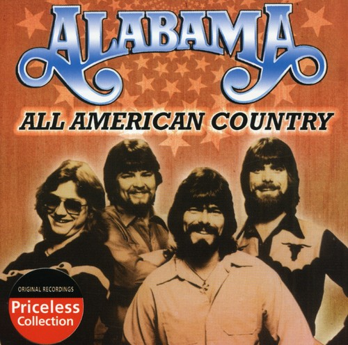 Alabama - All American Country [CD]