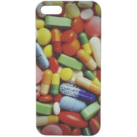 Crshr Pill Meds Medicine Iphone 5 5S 5Se Phone Case Multi Cover Protect Rubber