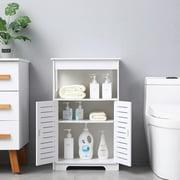 Ktaxon Wood Storage Cabinet Kitchen Drawer Organizer Furniture Bathroom Cupboard Shelf