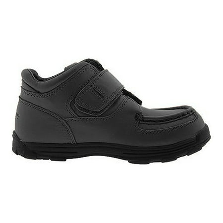 Black Kid Leather - Girls Black Leather Neoprene Split-Sole Jazz Shoes 8 Toddler-4 Kids