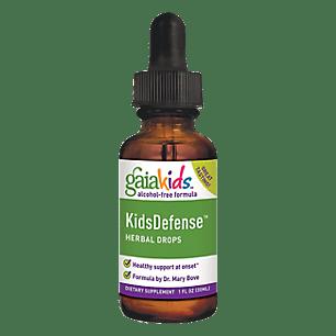 Gaia Herbs, KidsDefense Herbal Drops 1 fl oz