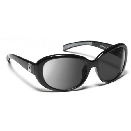 Image of 7 Eye Active Lifestyle Sunglasses Lindsay, Polarized SharpView Gray PC Lens, Glo