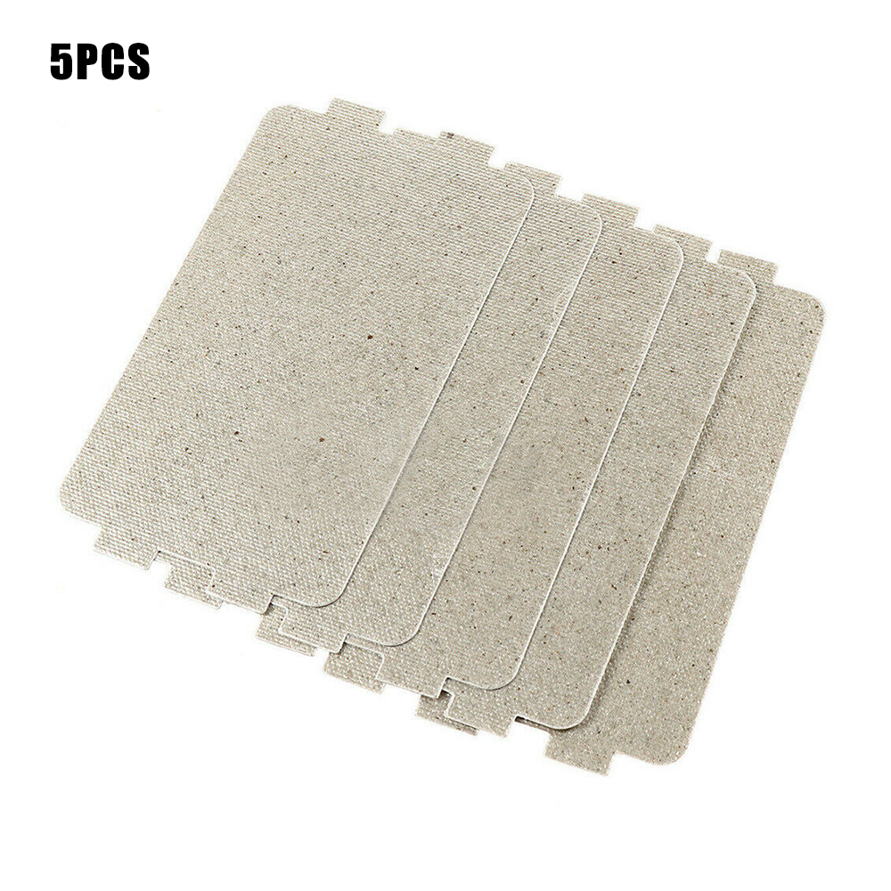 4 x Universal Microwave Oven Mica sheet Wave Guide waveguide Cover Sheet Plates