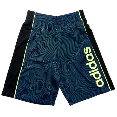 Adidas Active Stripe Short  - Boys Adidas 3 Stripes Dazzle Short