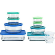Anchor Hocking Bake and Store Set, 20-Piece