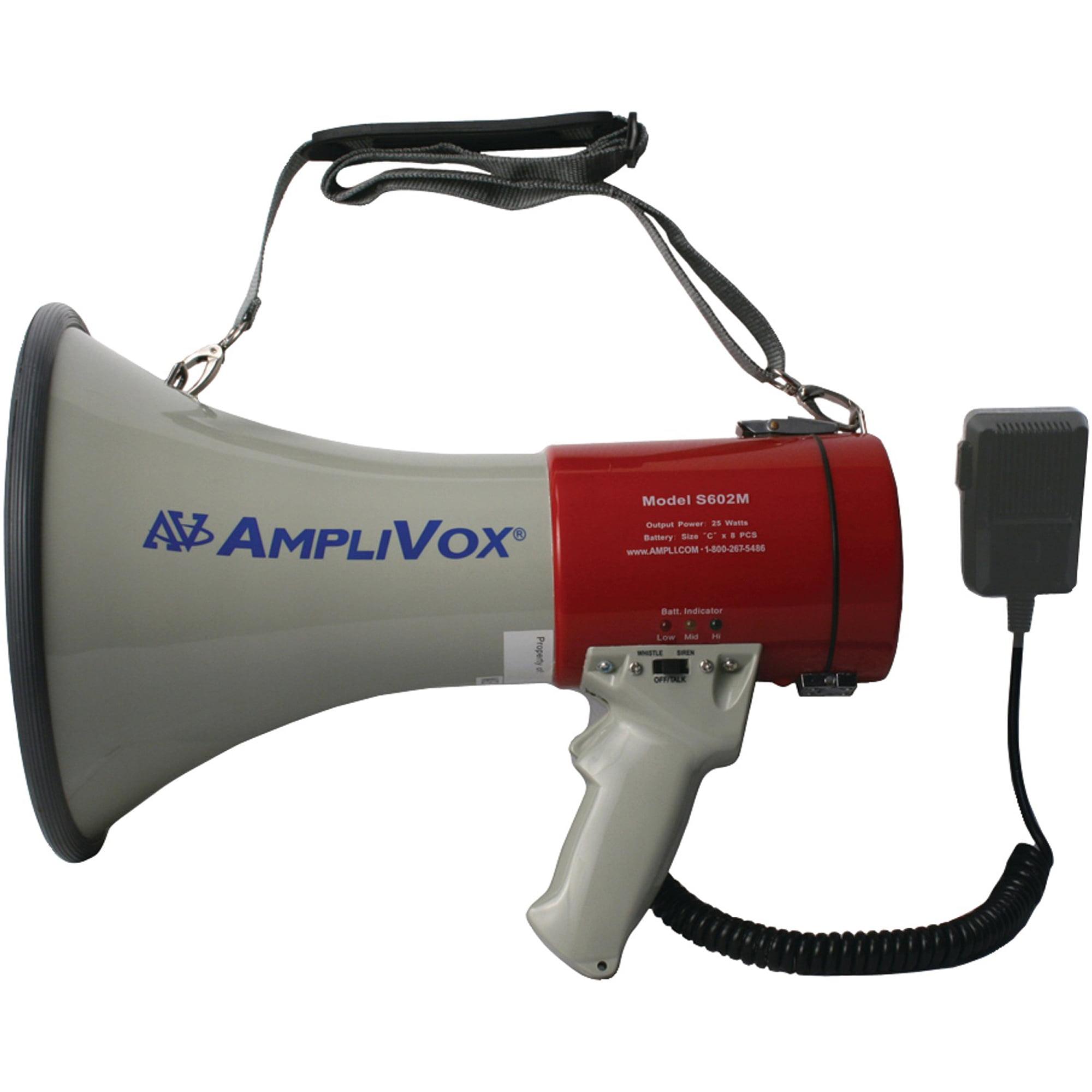 Amplivox S602MR Mity-Meg Plus 25W Megaphone