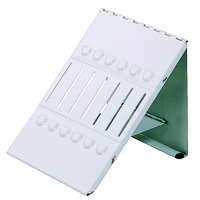 Martin Yale Industries X6G Catalog Rack Extension - 6 in. - Gray