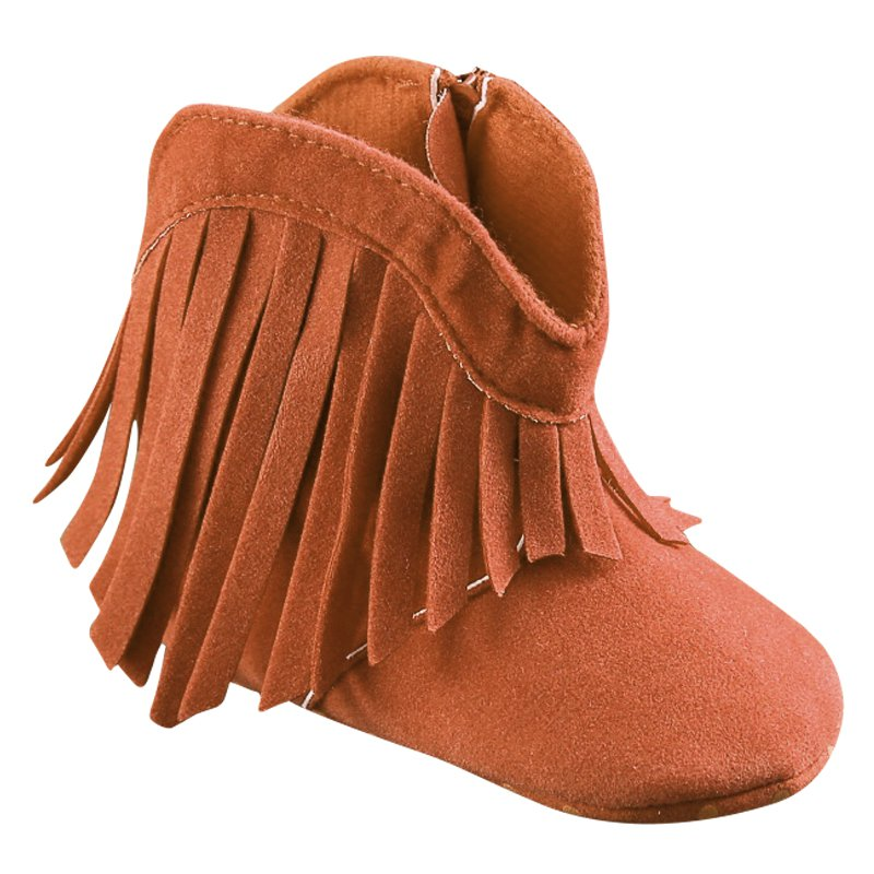 Boot tassels
