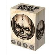 Legion Supplies LGNBOX027 Legion Art Deck Box Pokerfaced, Pack Of 4
