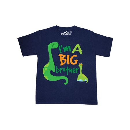 Z Boys Dino (I'm A Big Bro Dinosaur Boys Brother Announcement Youth)