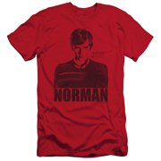 Bates Motel Norman Mens Slim Fit Shirt