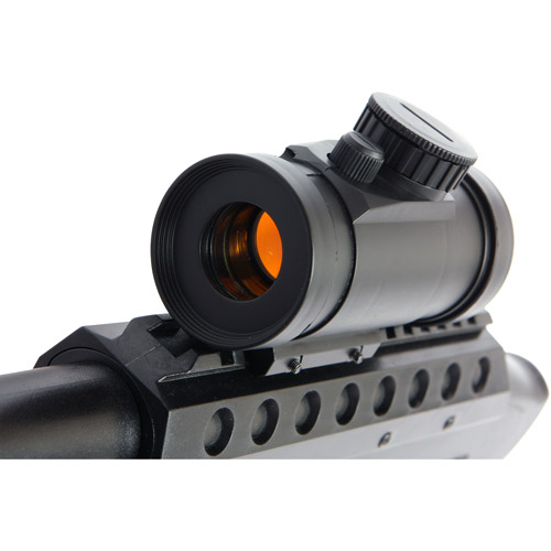 Swiss Arms Red Dot Sight, Black, Clam